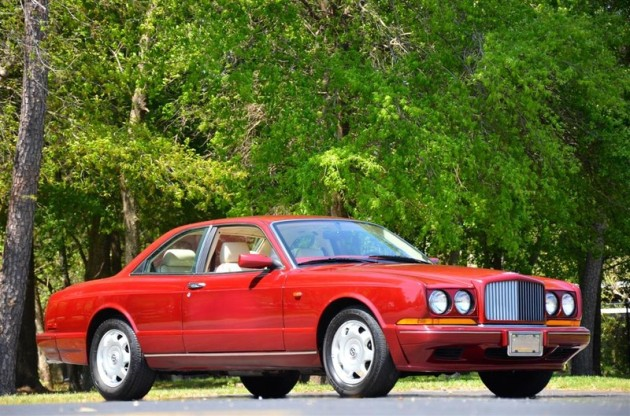 Bentley Continental R, S, T (1991-2003)