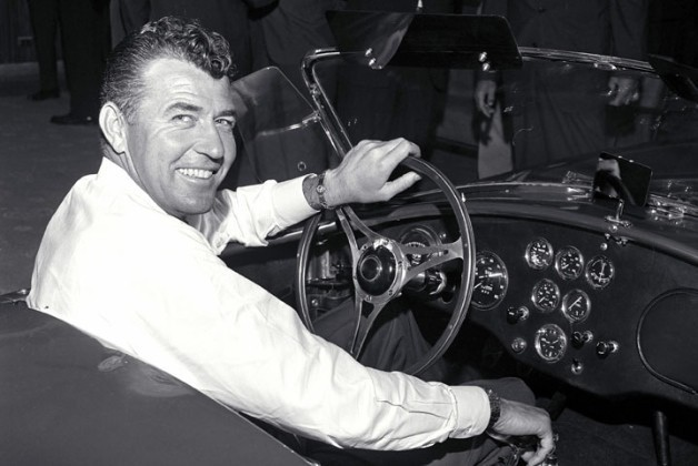 Carroll Shelby, 1923-2012