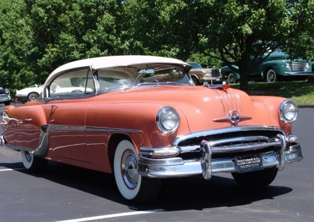 1954 Pontiac Star Chief Related Infomation Specifications Weili Automotive Network