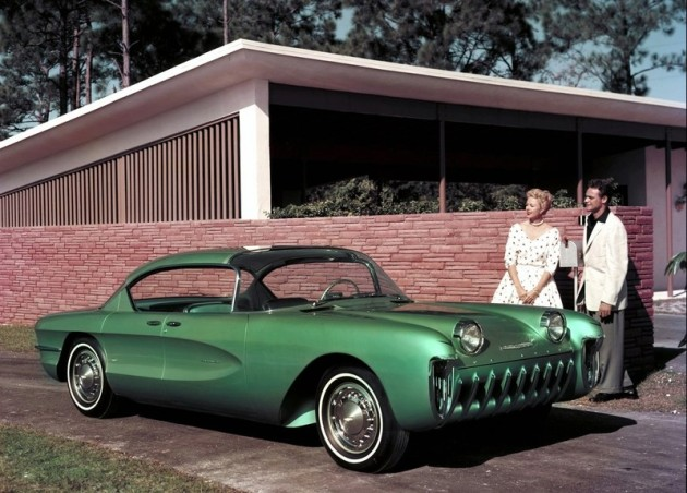 GM Biscayne Concept (1955)