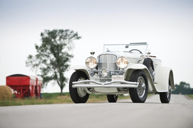 1929 Duesenberg Model J Disappearing Top Convertible Coupe by The Walter M. Murphy Co.