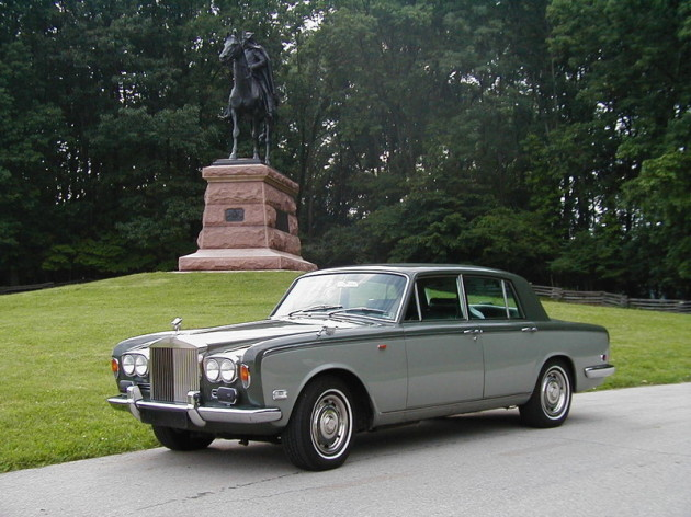 Rolls-Royce Silver Shadow (1965-1980)