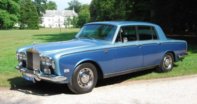 1972 Rolls Royce Silver Shadow Saloon