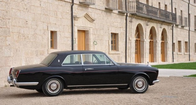 1967 Rolls-Royce Silver Shadow Coupé