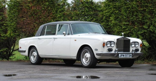 1975 Rolls-Royce Silver Shadow Long-Wheelbase Limousine