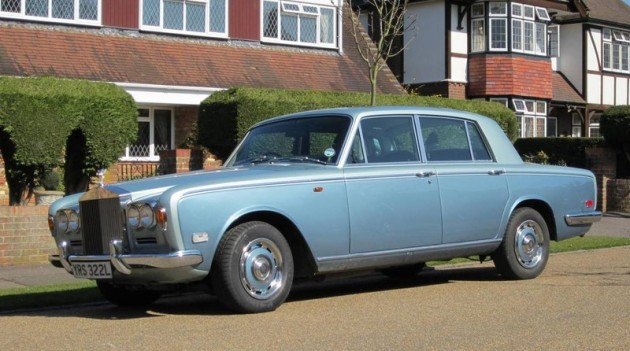 1973 Rolls-Royce Silver Shadow Saloon