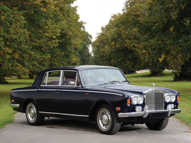 1978 Rolls-Royce Silver Shadow II Saloon