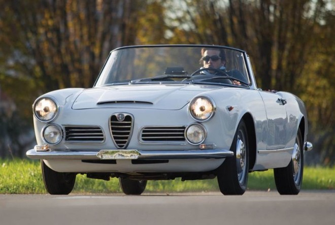 1965 Alfa Romeo 2600 De Luxe Related Infomationspecifications