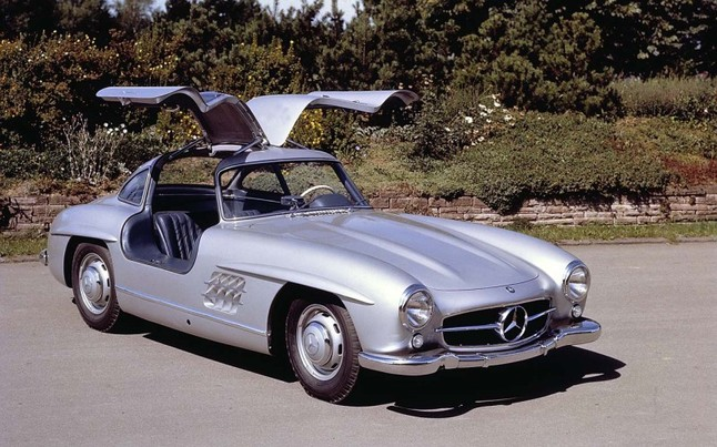 stubs auto mercedes benz 300 sl coup 1954 1957. Black Bedroom Furniture Sets. Home Design Ideas