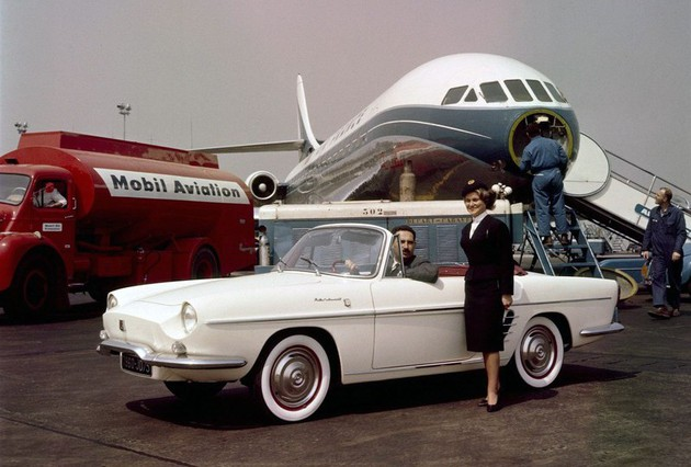 Renault Floride – Caravelle (1959-1968)