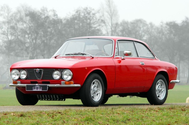 1974 Alfa Romeo GT 1600 Junior