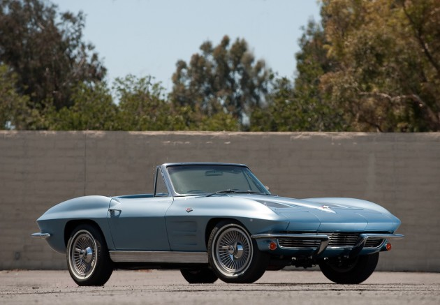 Chevrolet Corvette Sting Ray (1963-1967)