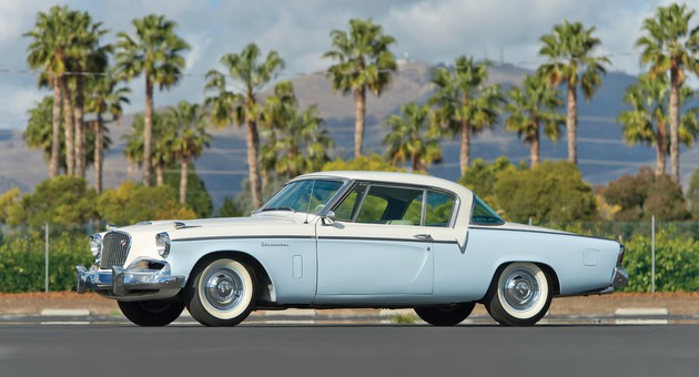 Studebaker Hawk Series (1956)